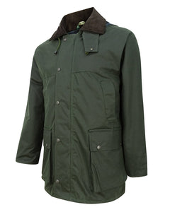 Hoggs Padded Wax Jacket