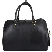 Load image into Gallery viewer, Ashwood Harry Medium Leather Holdall