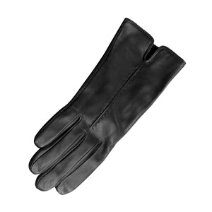 Ladies Fleece Lined Leather Gloves