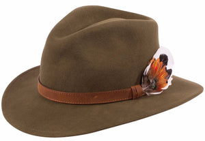 Allen Paine Richmond Felt Hat