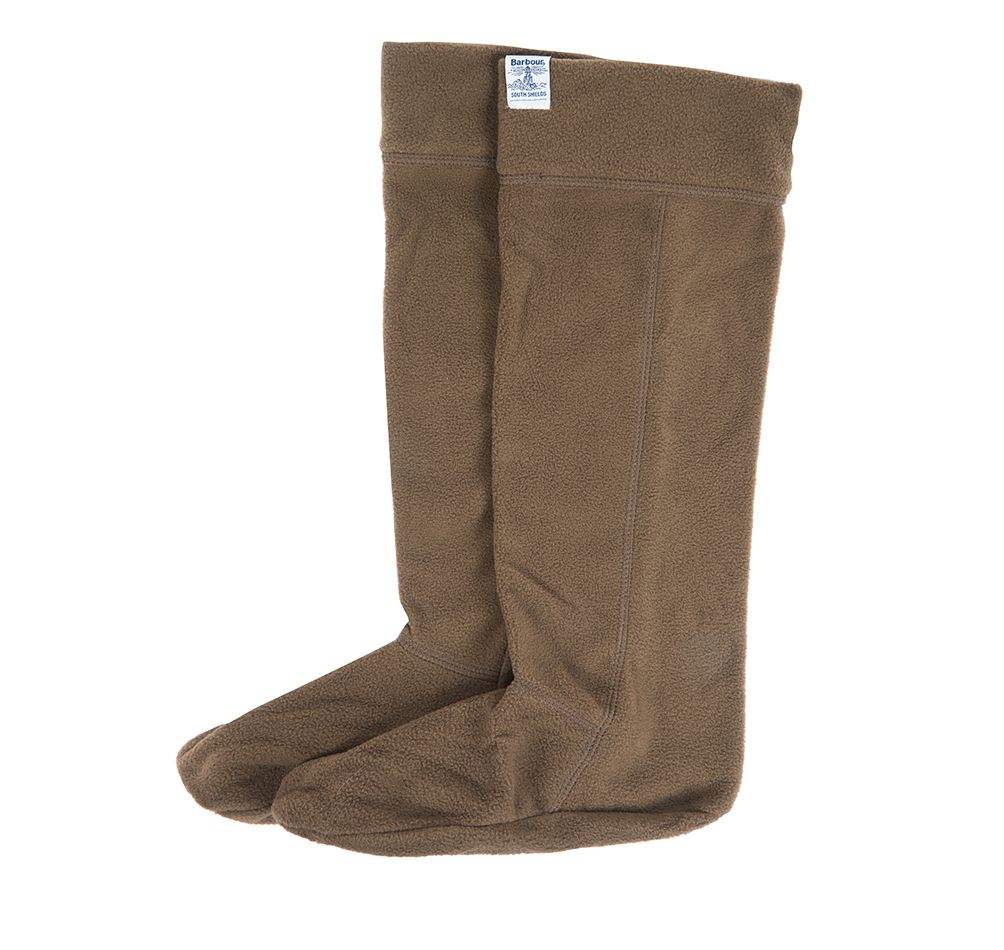 Barbour Fleece Wellie Sock
