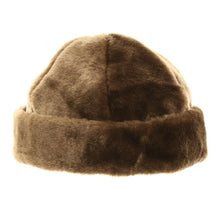 Load image into Gallery viewer, Ladies Faux Fur Cloche Hat