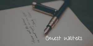 Don't only be a website visitor, be our guest writer!