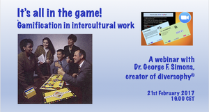 Gamification webinar
