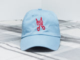 Red Tape Dad Hat