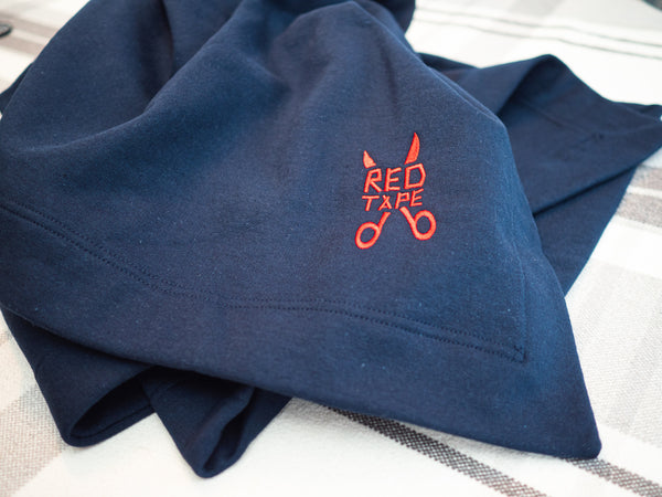 Red Tape Stadium Blanket