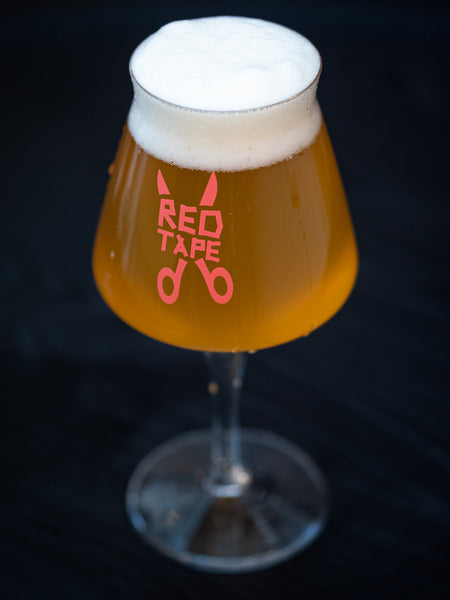 Red Tape Teku Beer Glass