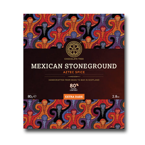 Mexican Stoneground 80%