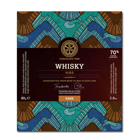 Whisky Nibs 70%