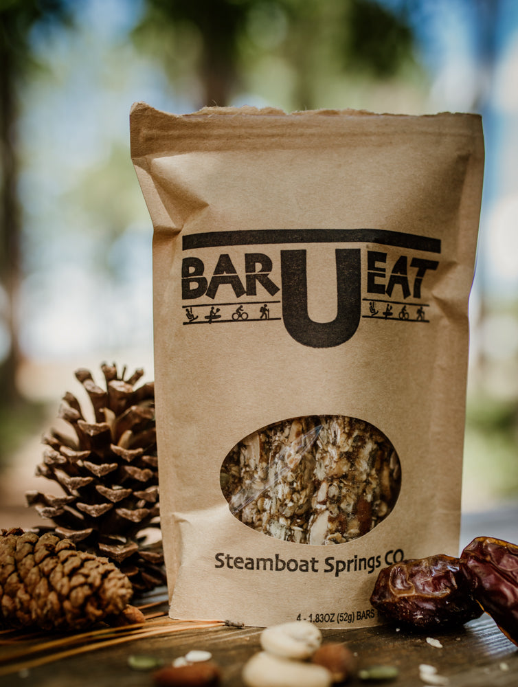 BAR-U-EAT 4 Pack Original