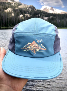 Lightweight Five Panel Hat [Artist's Edition]