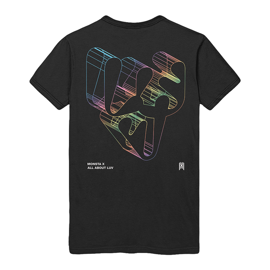 Monsta X Dimension Tee-Monsta X