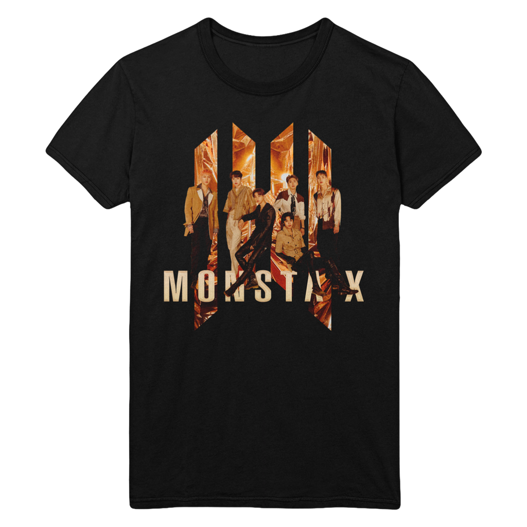 Monsta X Golden Hour Tee-Monsta X