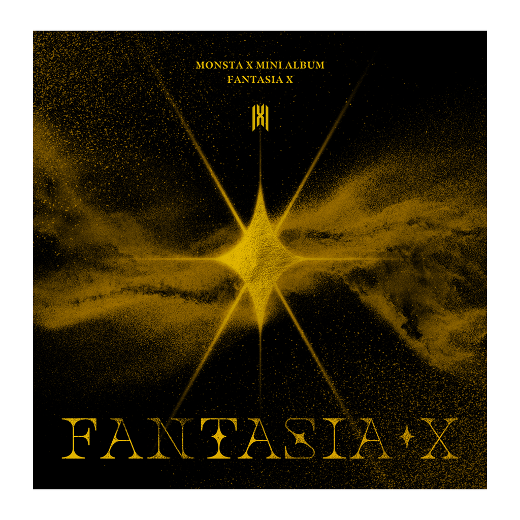 Monsta X Golden Hour Tee + Digital Album-Monsta X