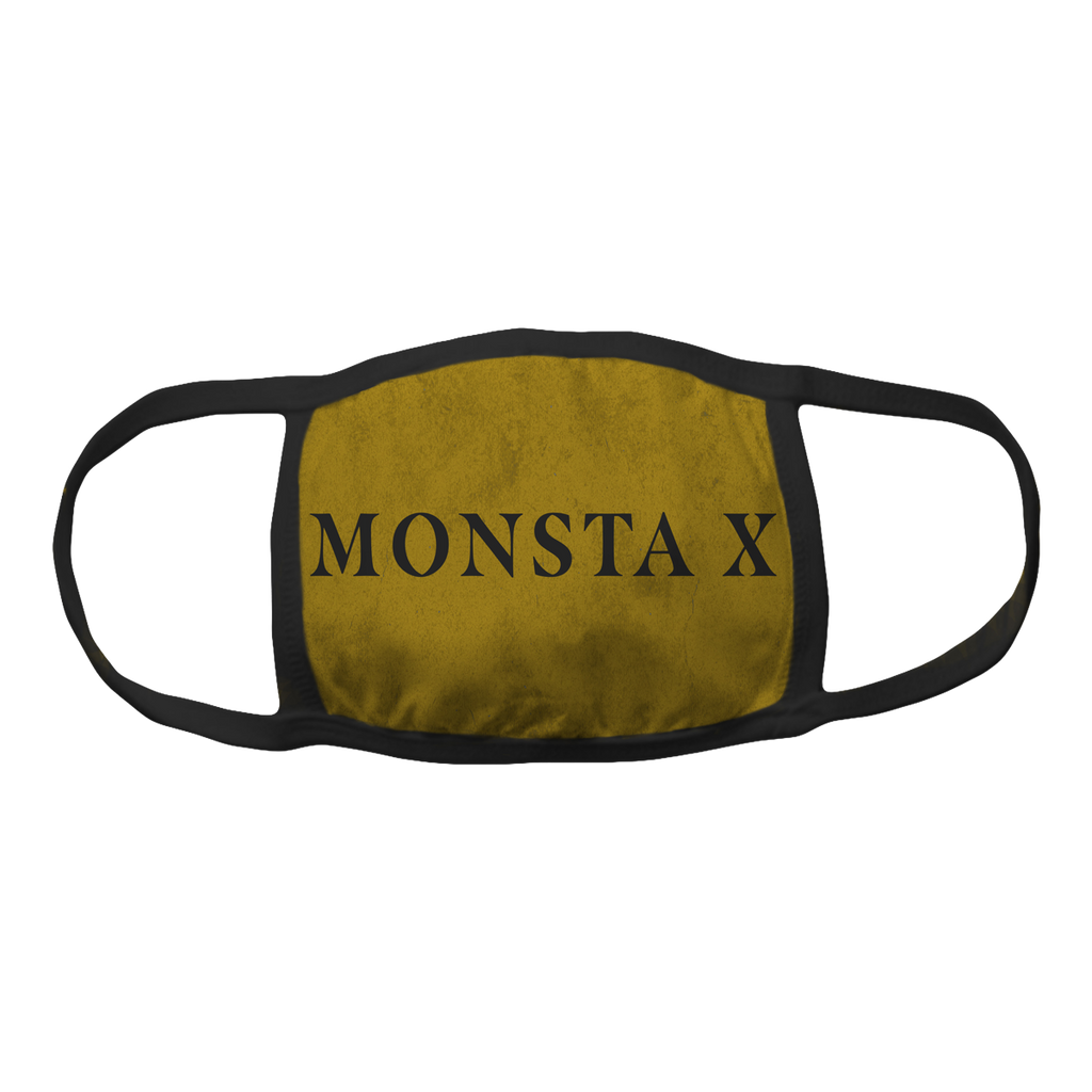 Monsta X Gold Face Mask + Digital Album-Monsta X