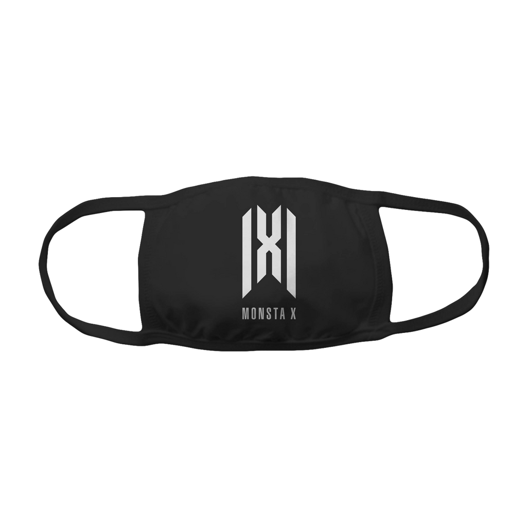 Monsta X Logo Face Mask-Monsta X
