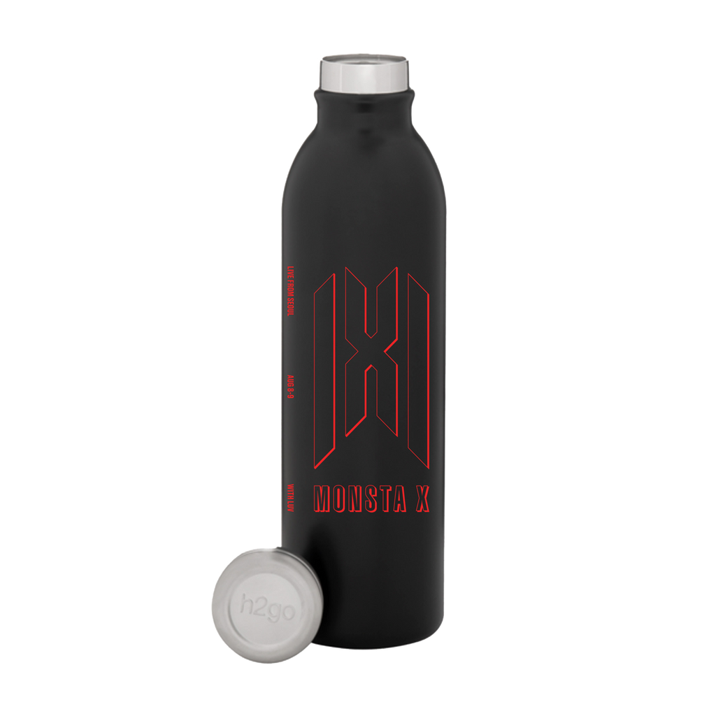 Monsta X Live From Seoul With Luv Water Bottle