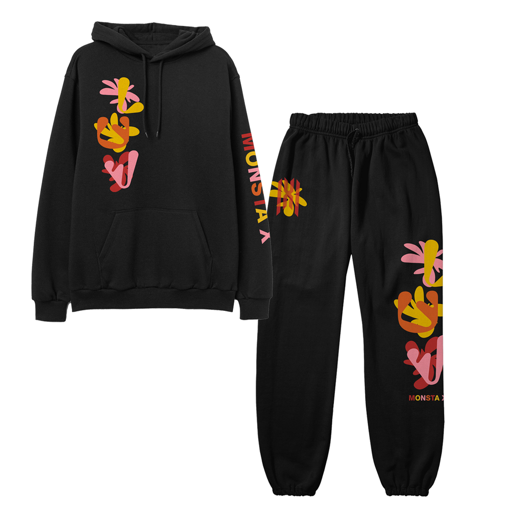 Monsta X Amorphous Sweatsuit Set
