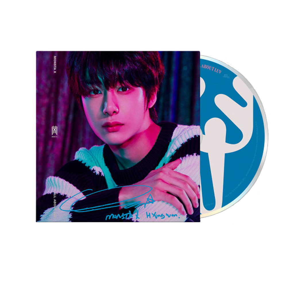 Hyungwon Casebook CD-Monsta X