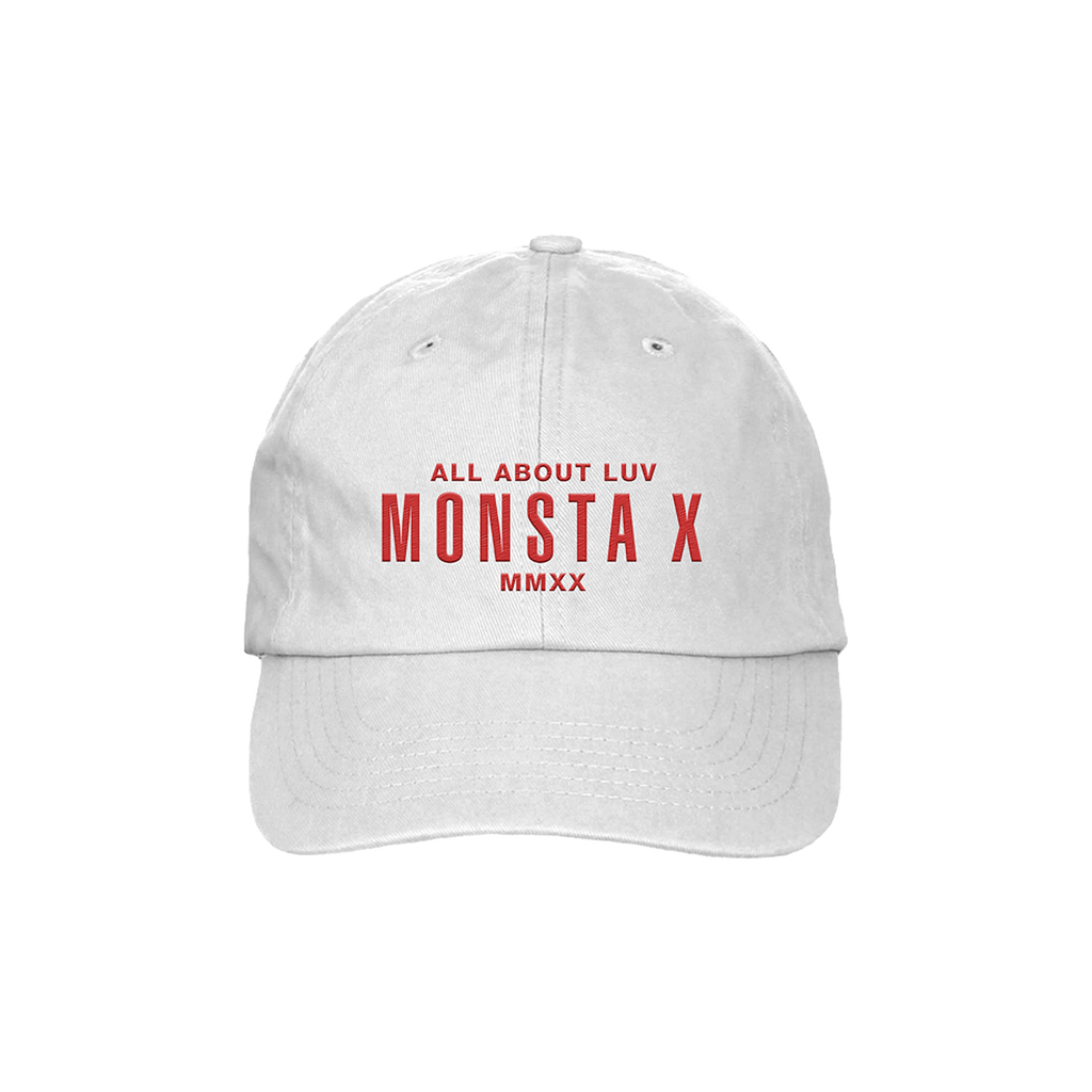 Monsta X Luv MMXX Dad Hat-Monsta X