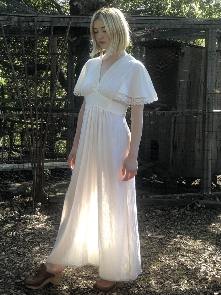 My Cotton 1970s Perfect Festival Dress
