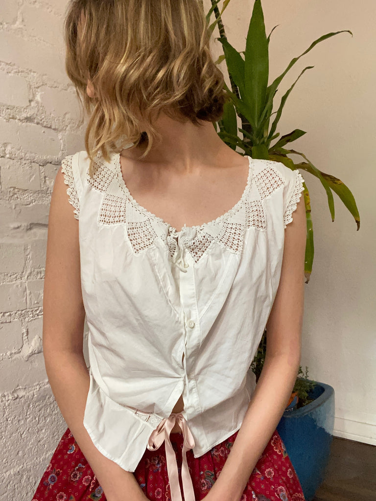 The Stella Blouse