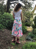 My Spring Burst of Color Carole Little Skirt