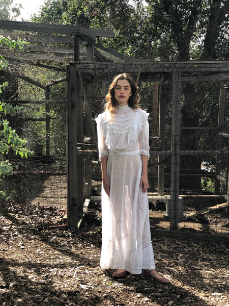 My Most Perfect Victorian Bridal Dress