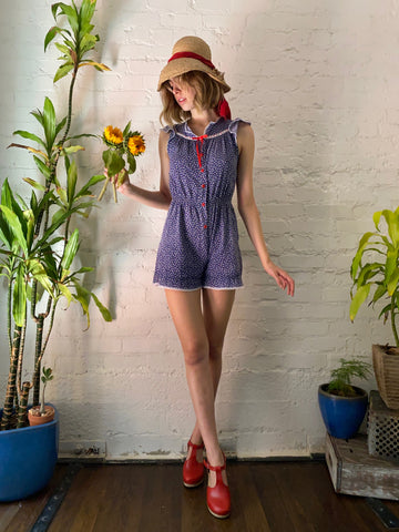 The Lila Romper