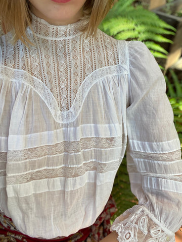 The Luella Blouse