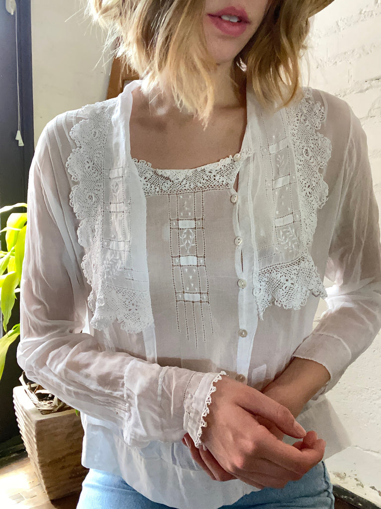 The Norah Blouse