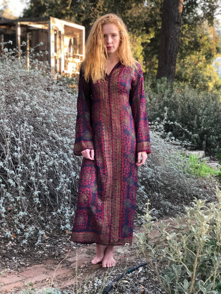This 1970s Indian Dress I'm Taking To Morocco