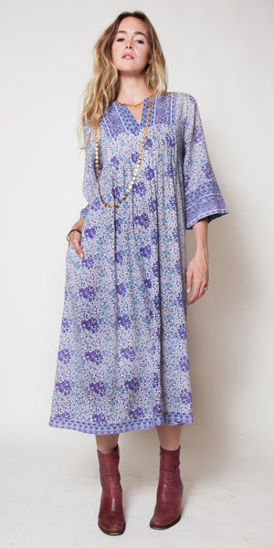 Indian Purple Perfect Vintage Dress