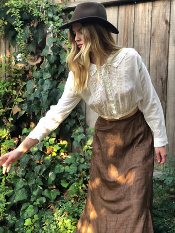 This is My Sweet Victorian Blouse