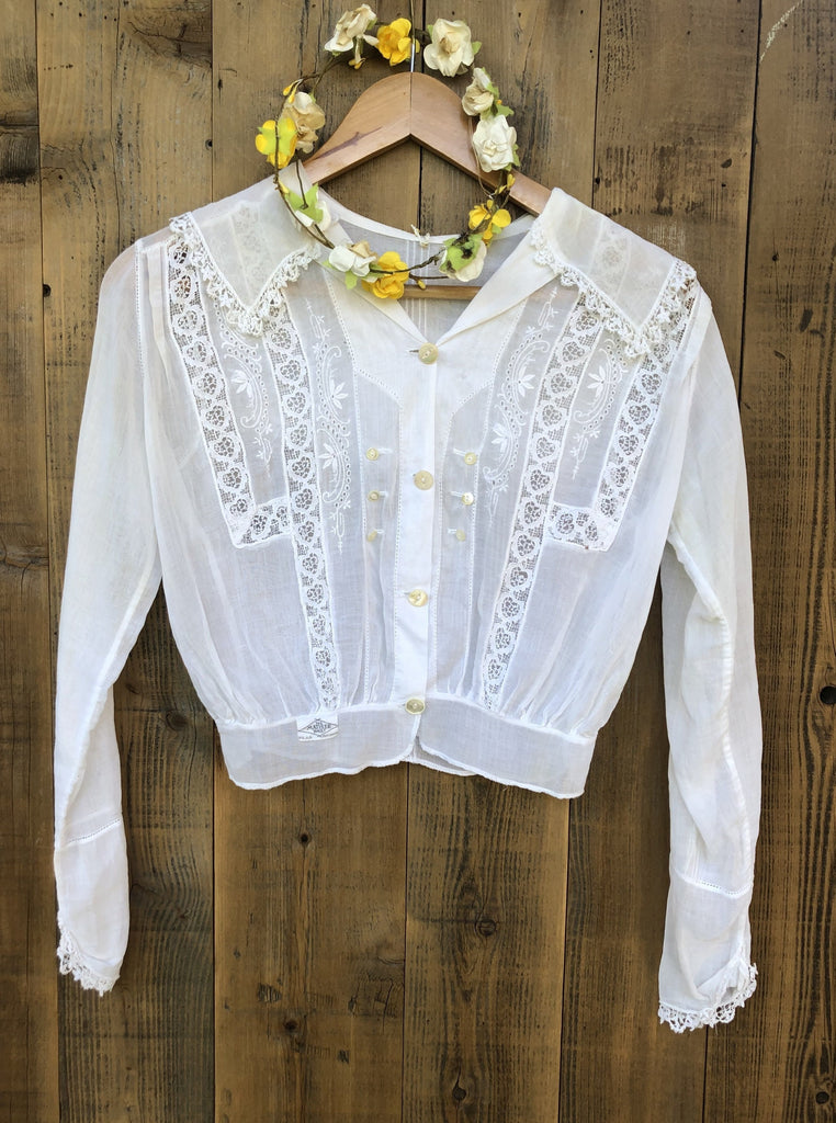 The Ophelia Blouse