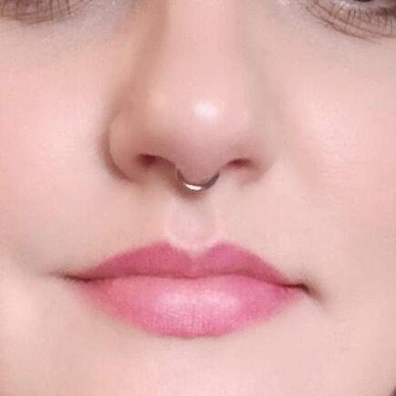 Hypoallergenic Nose Rings 20g 18g 16g 14g 316l Surgical Steel