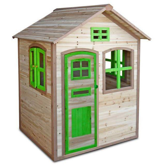 Auckland Toys CHILDREN'S PLAYHOUSE WOODEN