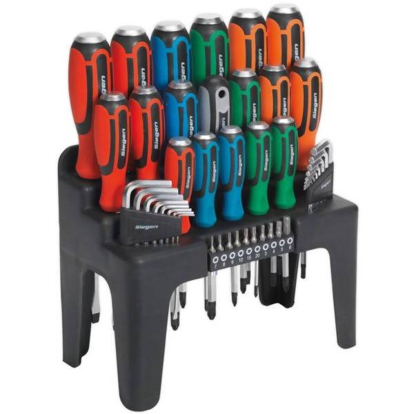 Hammer-Thru Screwdriver Bits Set 44pcs - Local Kiwi Deals