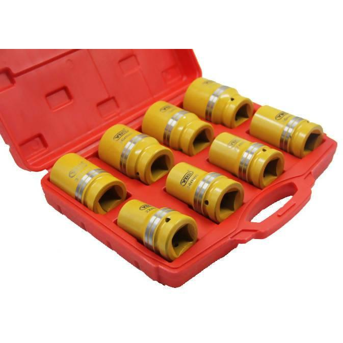 8Pcs Shallow Impact Socket Set - Local Kiwi Deals
