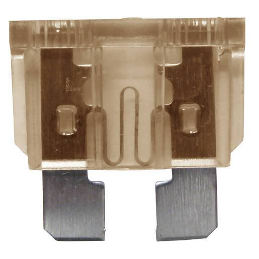 7.5 Amp Blade Fuse - Brown - Local Kiwi Deals
