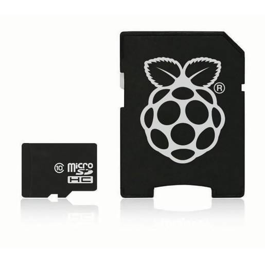 16GB NOOBS SD Card for Raspberry Pi - Local Kiwi Deals