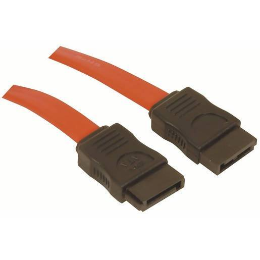 1m 7pin female to 7 pin female SATA Cable - Local Kiwi Deals