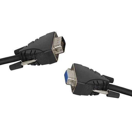 VGA Monitor Extension Computer Cable - 1.8m - Local Kiwi Deals