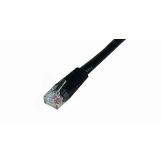 5m Cat 5E Crossover Cable - Black - Local Kiwi Deals