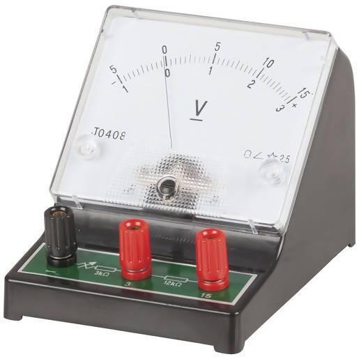 Analogue Bench Voltmeter 0-15V - Local Kiwi Deals
