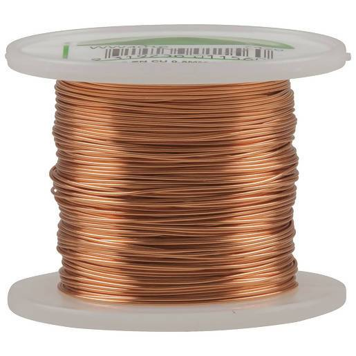 0.5mm Enamel Copper Wire Spool - Local Kiwi Deals