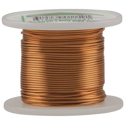 0.8mm Enamel Copper Wire Spools - Local Kiwi Deals