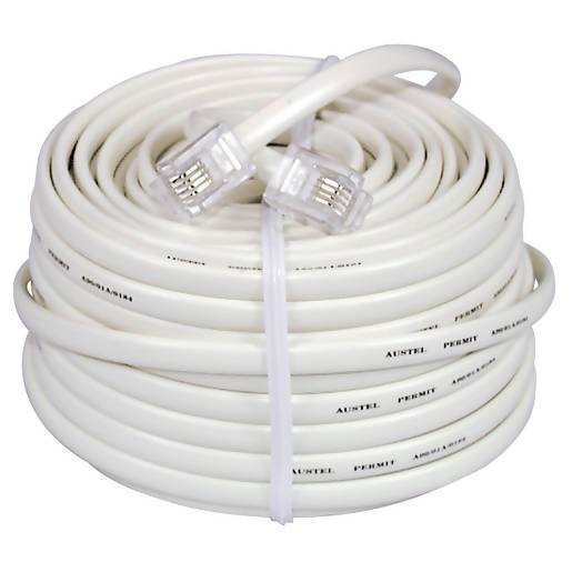 15m US Type Extension Cables RJ12 6P/4C - Local Kiwi Deals