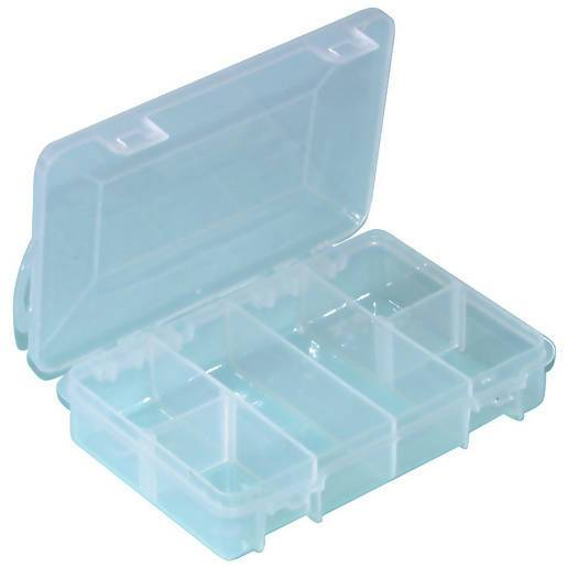 5 Compartment Mini Storage Case - Local Kiwi Deals