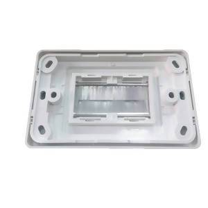 Brushed Rear Cable Entry Wall Plate - Local Kiwi Deals